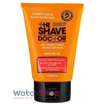 The Shave Doctor GEL PENTRU BARBIERIT 100 ml