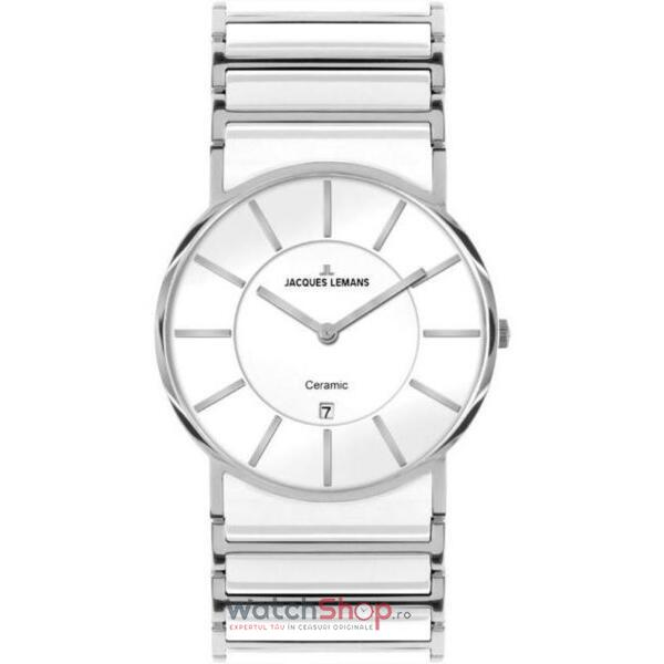 Ceas Jacques Lemans YORK 1-1648E Ceramic