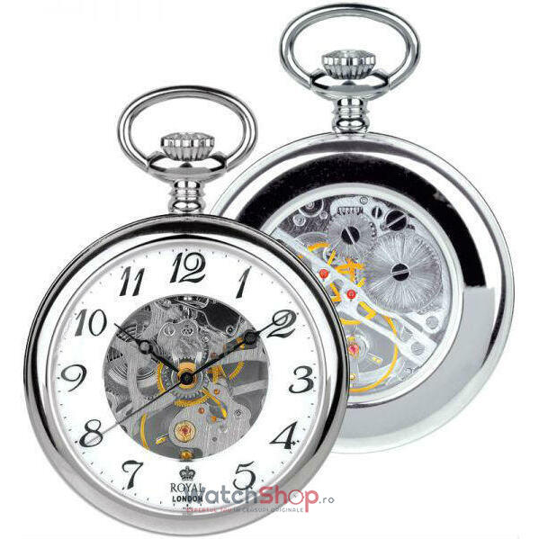 Ceas Royal London POCKET WATCH 90002-01