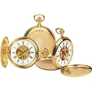 Ceas Royal London POCKET WATCH 90005-02 Double