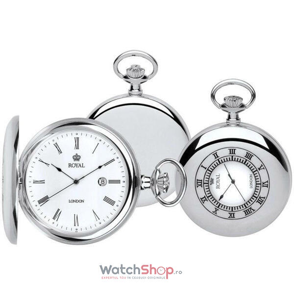 Ceas Royal London POCKET WATCH 90008-01