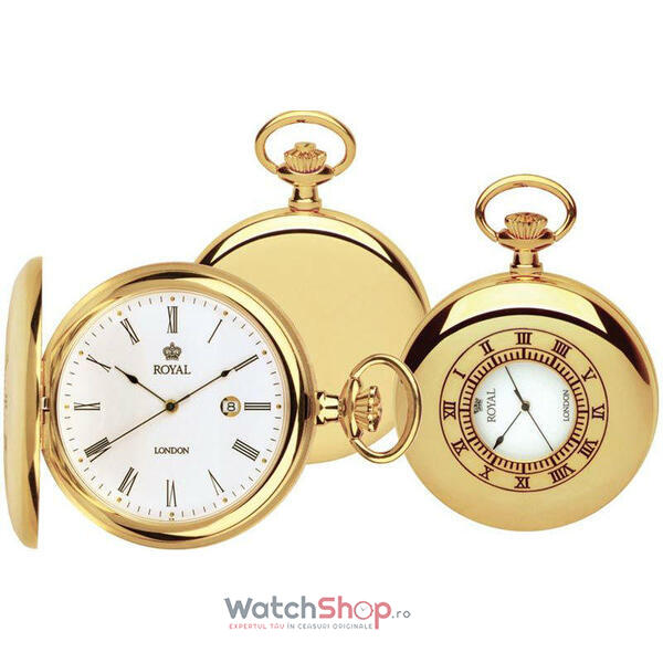 Ceas Royal London POCKET WATCH 90008-02