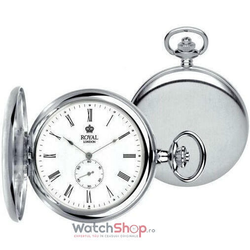Ceas Royal London POCKET WATCH 90013-01
