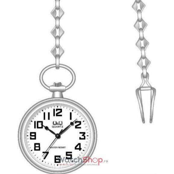 Ceas Q&Q POCKET WATCH C170J802Y