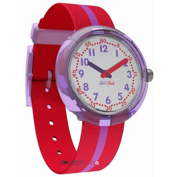 Ceas Flik Flak PURPLE BAND ZFPNP021