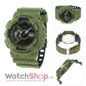 Ceas Casio G-SHOCK GA-110LP-3A Antimagnetic Hyper Colours