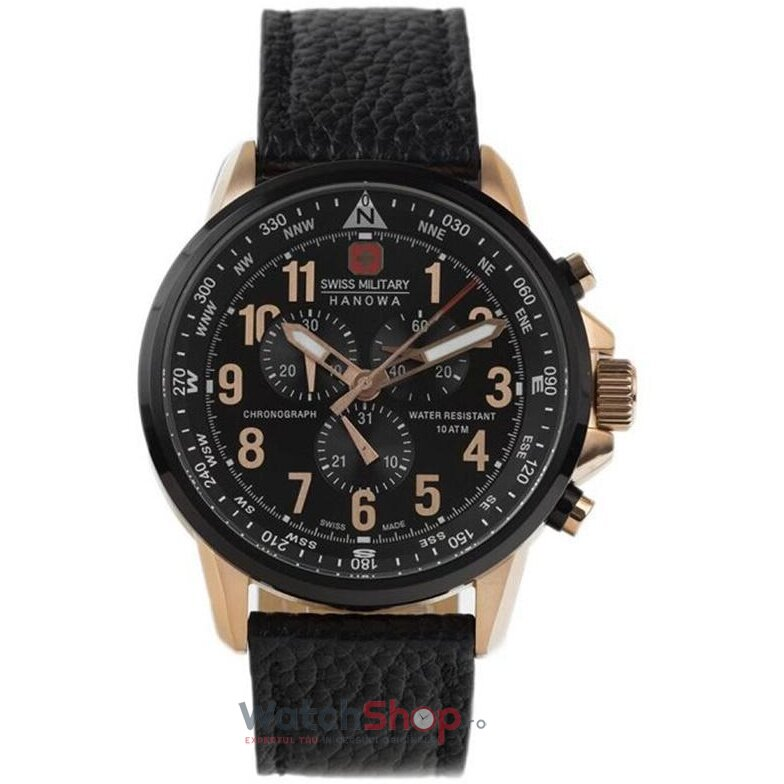 Ceas Swiss Military by HANOWA 06-4297.09.007