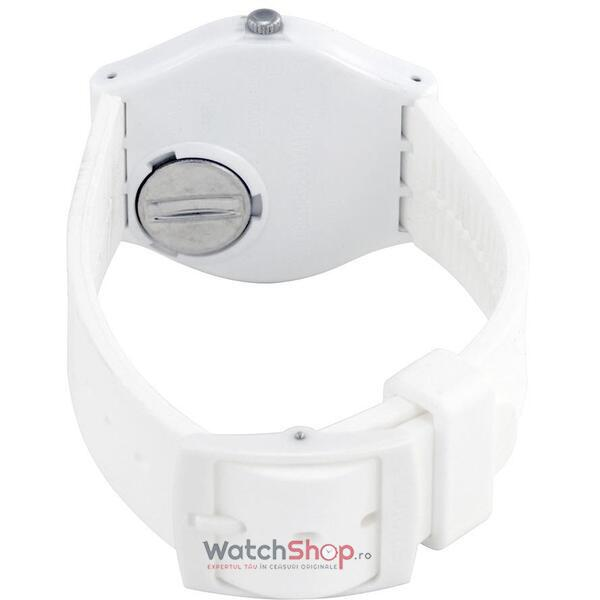 Ceas Swatch ORIGINALS GW151O Just White Soft