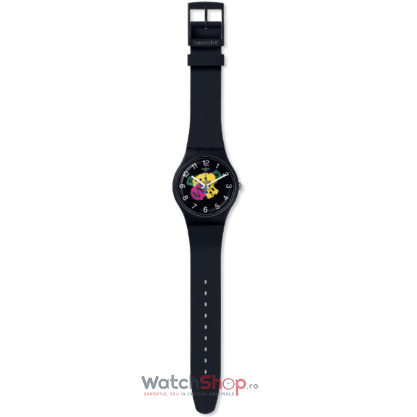 Ceas Swatch ORIGINALS SUOB140 Patchwork