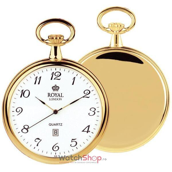 Ceas Royal London POCKET WATCH 90015-02