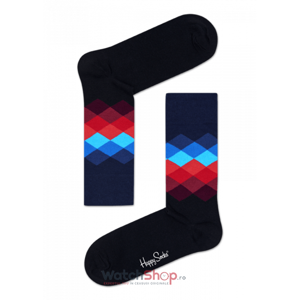 Happy Socks FADED DIAMOND FD01-069/41-46
