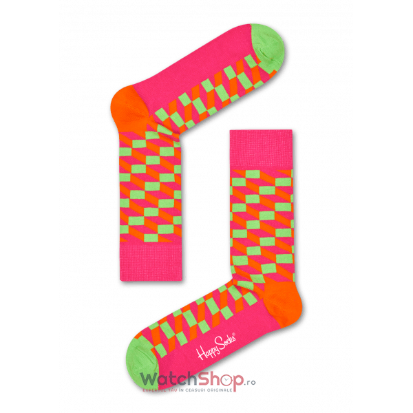 Happy Socks FILLED OPTIC FIO01-3000/41-46
