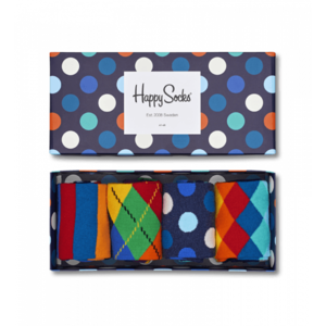 Happy Socks GIFT BOX XMIX09-6000/41-46 Set