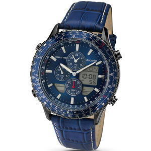 Ceas Accurist SPORT MS1036NN World Time