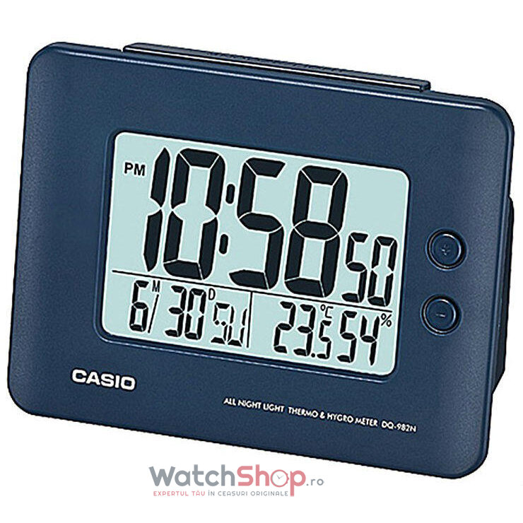 Ceas de birou Casio WAKE UP TIMER DQ-982N-2DF
