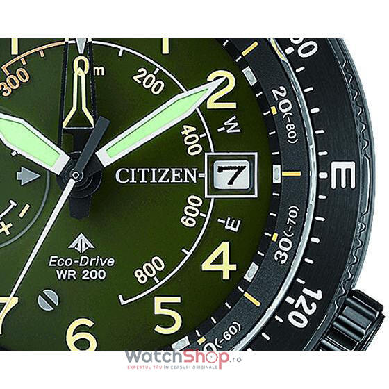 Ceas Citizen PROMASTER LAND BN4045-12X Eco-Drive