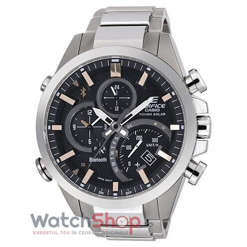 Ceas Casio EDIFICE EQB-500D-1A2ER Tough Solar