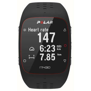 Ceas Polar TRAINING COMPUTER M430 Black GPS