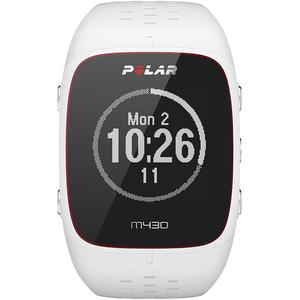 Ceas Polar TRAINING COMPUTER M430 White S  GPS