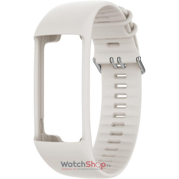 Accesoriu Polar A370/A360 Fitness Tracker Medium/Large, White