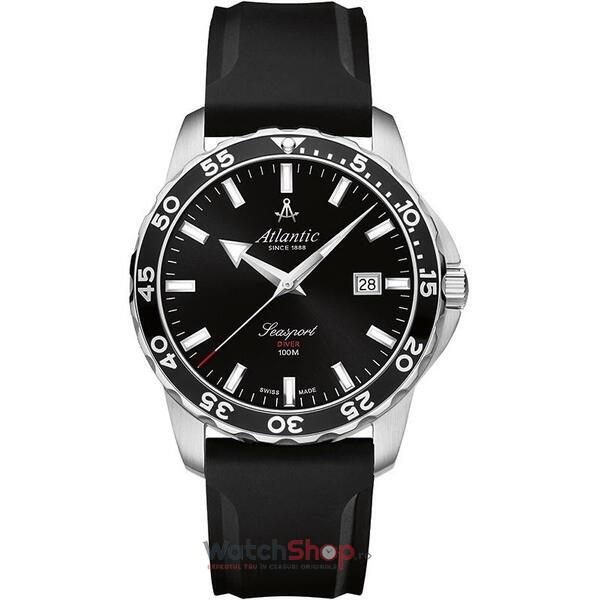 Ceas Atlantic SEASPORT 87362.41.61PU Diver