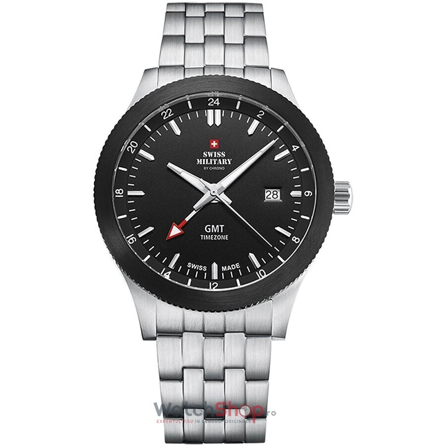 Ceas Swiss Military by CHRONO SM34053.01 de la Swiss Military