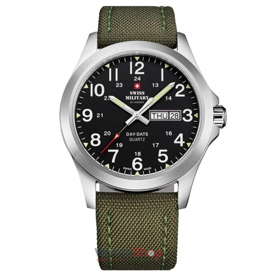 Ceas Swiss Military by CHRONO SMP36040.05 de la Swiss Military