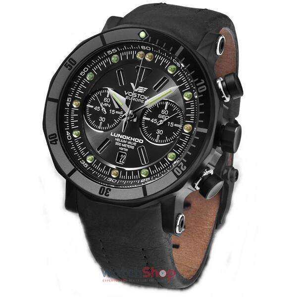 Ceas Vostok-Europe LUNOKHOD 2 6S21/620E529 Grand Chrono
