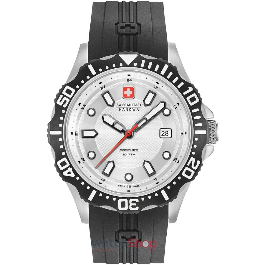 Ceas Swiss Military by HANOWA 06-4306.04.001 Patrol de la Swiss Military