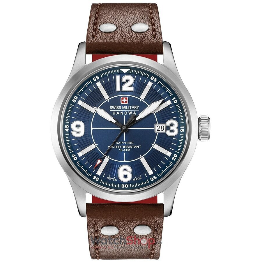 Ceas Swiss Military by HANOWA 06-4280.04.003.10CH Undercover Herren de la Swiss Military