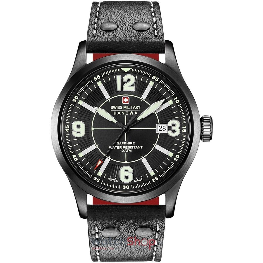 Ceas Swiss Military by HANOWA 06-4280.13.007.07.10CH Undercover Herren de la Swiss Military