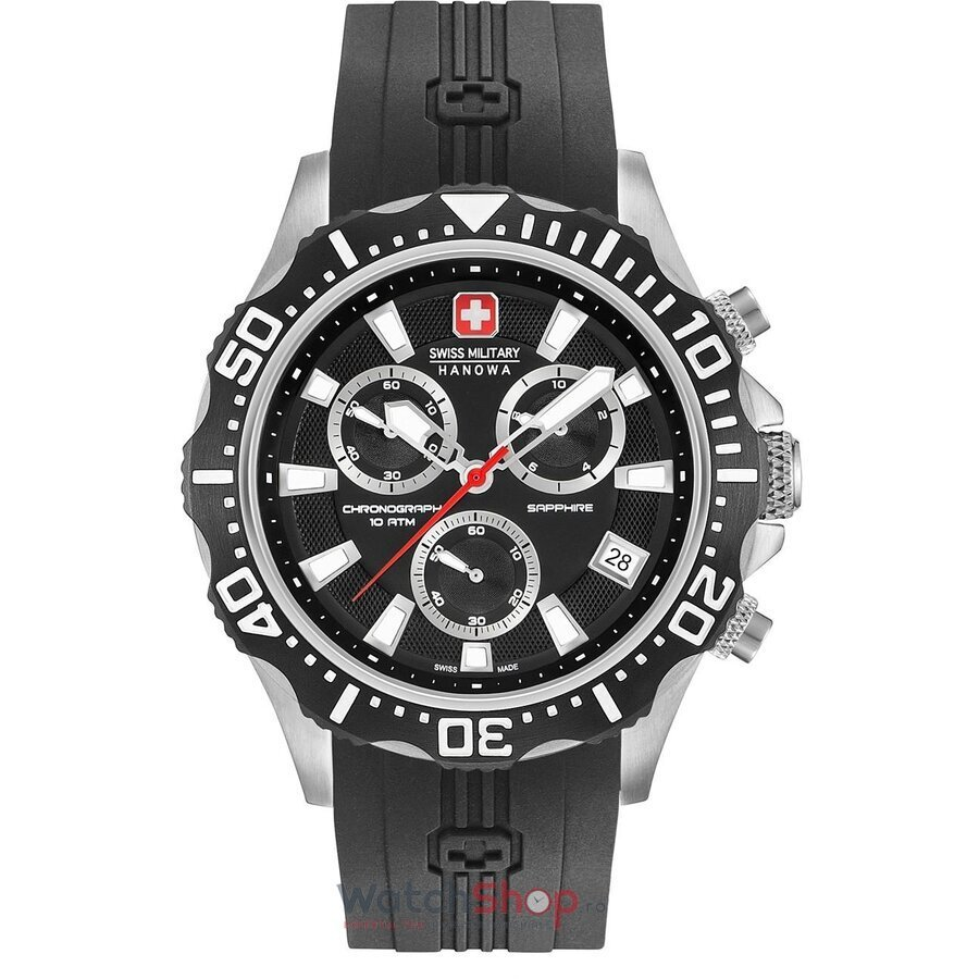 Ceas Swiss Military by HANOWA 06-4305.04.007 Patrol Chrono