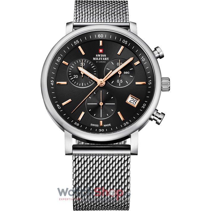 Ceas Swiss Military by CHRONO SM34058.03 de la Swiss Military