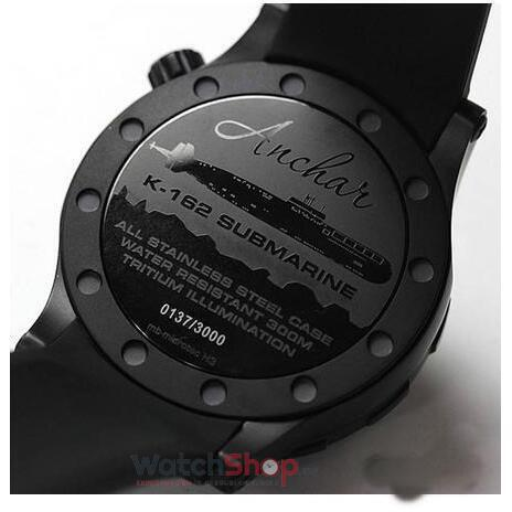 Ceas Vostok-Europe ANCHAR NH35A/510C530 Automatic