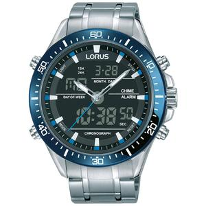 Ceas Lorus by Seiko SPORTS RW633AX9 Chronograph 46mm 10ATM
