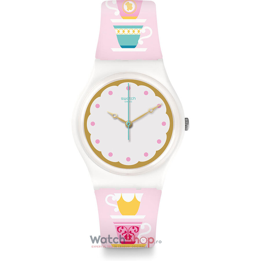 Ceas Swatch ORIGINALS GW191 High Tea de la Swatch