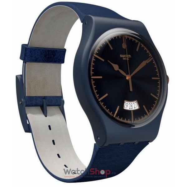 Ceas Swatch ORIGINALS SUON400 Cent Bleu