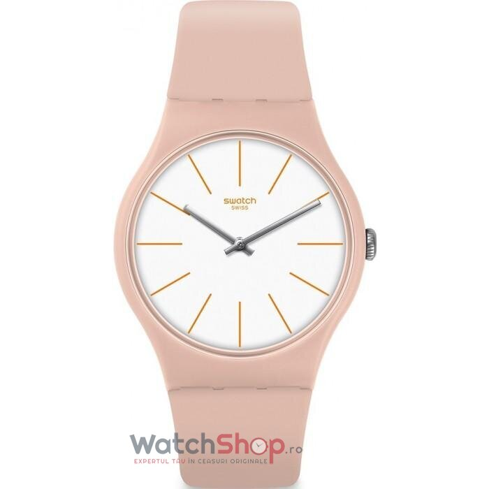 Ceas Swatch ORIGINALS SUOT102 Beigesounds de la Swatch
