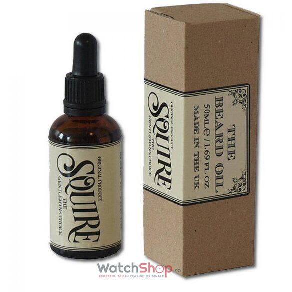 Squire Ulei de barba 50 ml