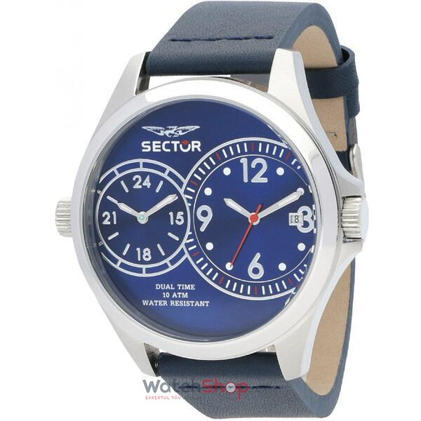 Ceas Sector 180 R3251180015 Dual Time