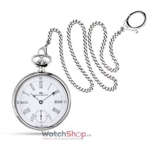 Ceas Philip Watch SAVONNETTE R8229492001 Pocket Watch