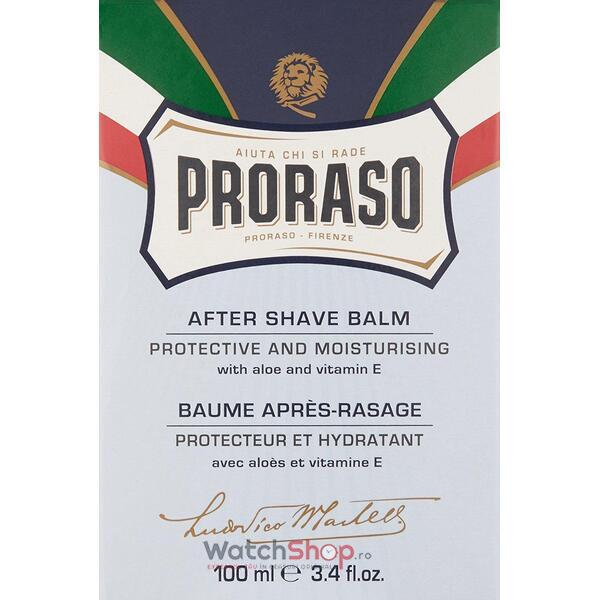 Proraso Blue aftershave balm 100 ml