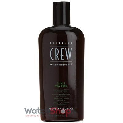American Crew Crew classic 3 in 1 450 ml