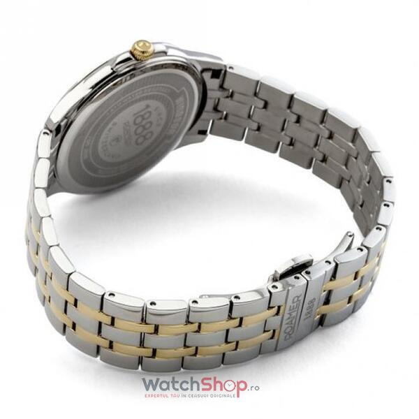 Ceas Roamer Windsor Silver Gold 705856 47 15 70