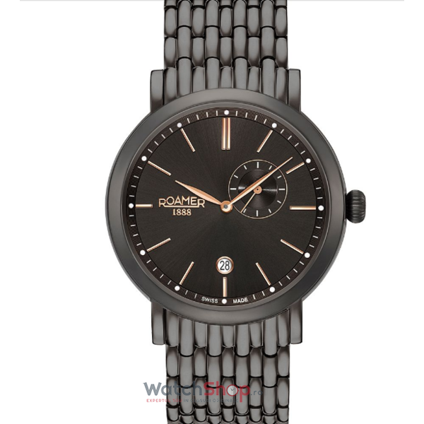 Ceas Roamer Vanguard Black 936950 49 55 90