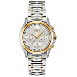 Ceas Roamer Searock Ladies Silver Gold 203901 47 15 20