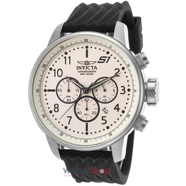 Ceas Invicta S1 Rally Black 23810