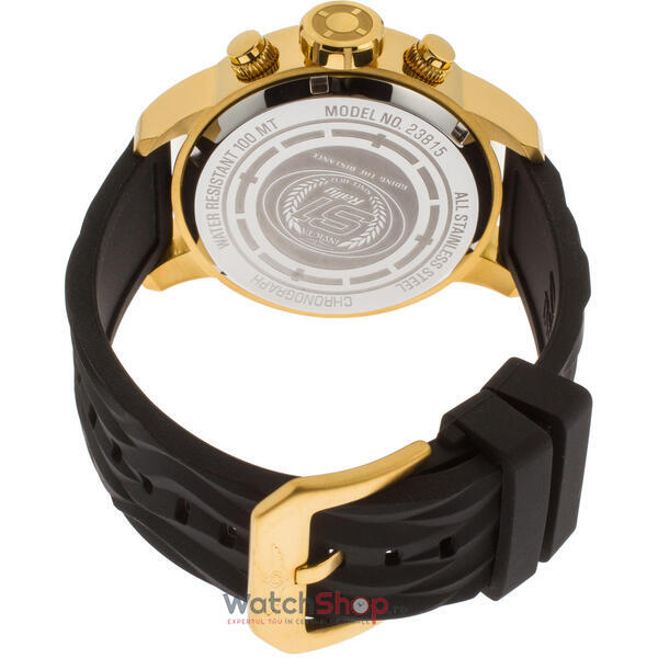 Ceas Invicta S1 Rally Black 23815