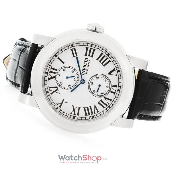 Ceas Invicta I-Force Black Leather Strap 22255