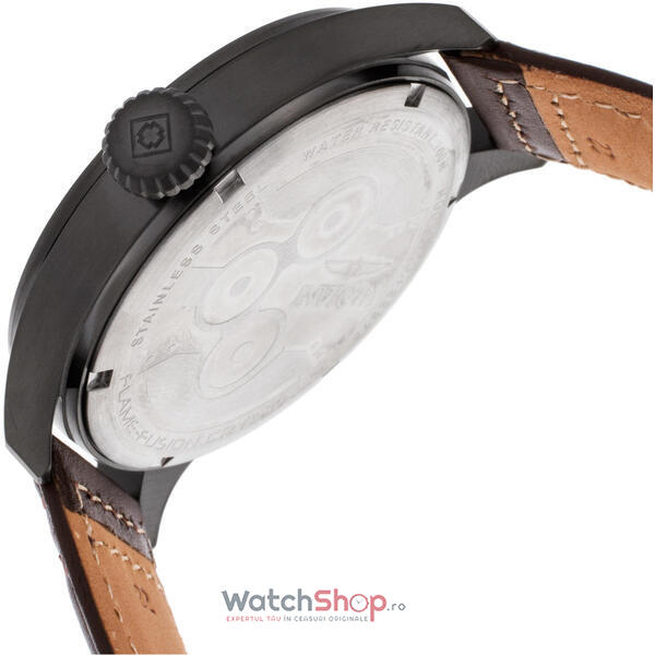 Ceas Invicta Aviator Brown Leather Strap 22975